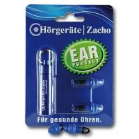 EAR-Protect, blau/schwarz