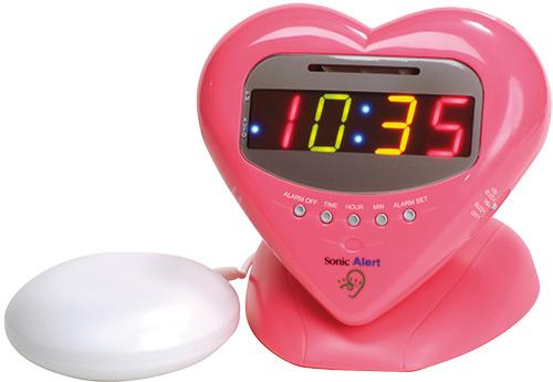 Wecker Für Mädchen Mit Herz